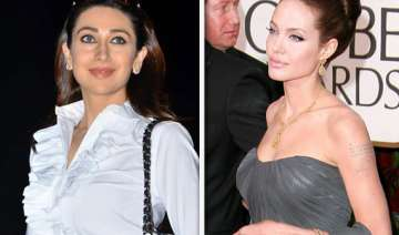 karisma says her pose is not inspired from...