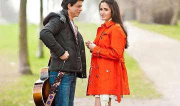katrina is a stupendous actor says srk - India TV