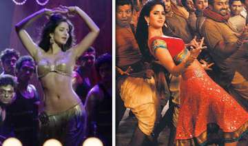 katrina to do an item number in dhoom 3 with...