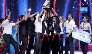 mj5 is the king of india s dancing superstar view...