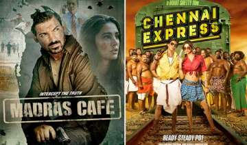madras cafe leaves behind chennai express at box...