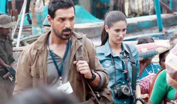 madras cafe movie review best political thriller...