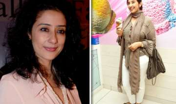 manisha koirala s second innings begins in...