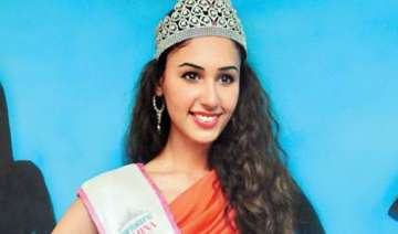 miss india earth harleen kaur detained at airport...