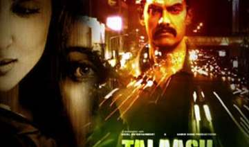 movie review talaash not too mysterious - India TV