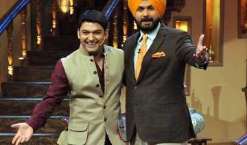 my show is for the entire family comedian kapil...