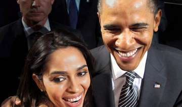 my life is like obama s says mallika - India TV