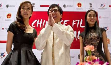 namaste jackie chan gives back love to indian...