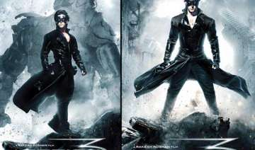 new posters of krrish 3 featuring hrithik roshan...