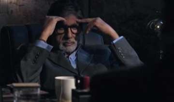 no make up for the big b others in yudh - India TV
