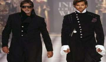 no comparison between big b and me says hrithik -...