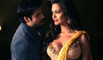 no lip locks or bad words in tv version of jannat...