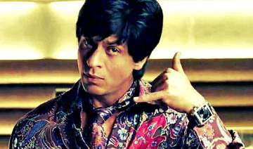 now srk just a call away view pics - India TV