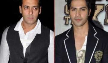 now varun dhawan follows salman khan - India TV