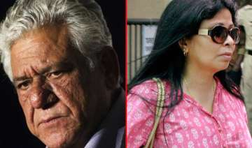om puri lying about being out of town alleges...