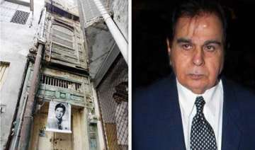 pak turning dilip kumar s ancestral home into...
