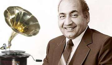 rafi lent voice to maximum number of faces on...