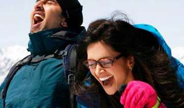 ranbir deepika show how to become friends with...