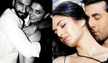 are ranveer deepika copying ranbir katrina s love...