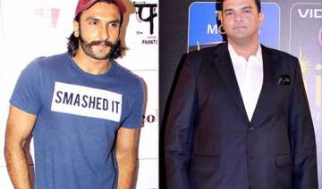 did ranveer singh and siddharth roy kapur ask...