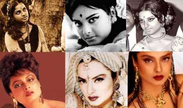 unknown facts about rekha see rare pics - India TV