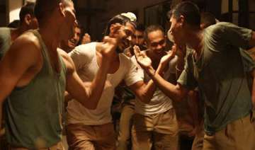 right wing group wants song dropped from bhaag...