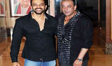 rohit shetty to direct film for dutt s production...