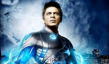 srk fulfils his wish to ride bikes with ra.one -...