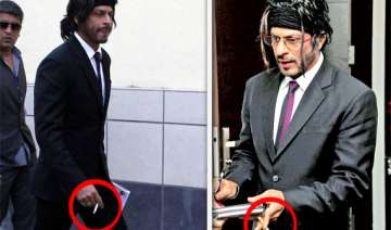 srk opposes idea of ticker during every smoking...