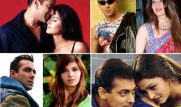 salman khan s famous love affairs see pics -...