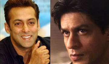 salman takes a dirty dig at shahrukh - India TV