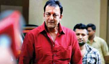 sanjay dutt applies for leave extension view pics...