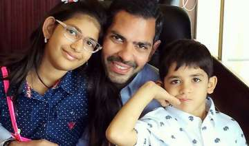sanjay kapur spends father s day with kids sans...