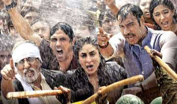 satyagraha movie review amitabh bachchan steals...