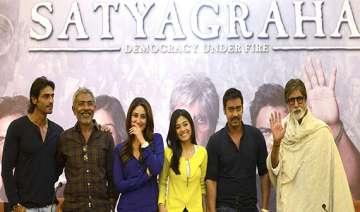 satyagraha team to celebrate independence day in...