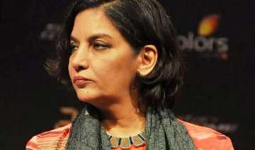 shabana azmi advises to reduce the length of...