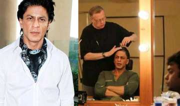 shah rukh khan s fan look a challenge for oscar...