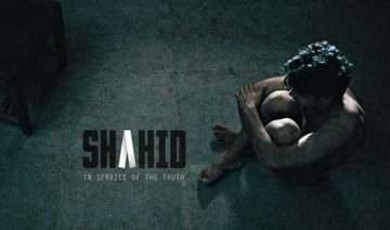shahid movie review a moving story - India TV