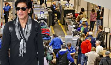 shahrukh detained for two hours at a new york...