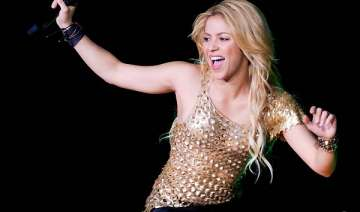 shakira to sing a number in azaan - India TV