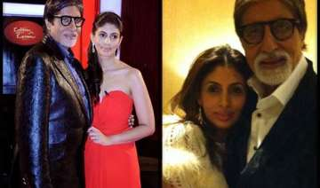 amitabh bachchan daughters have a sense of the...