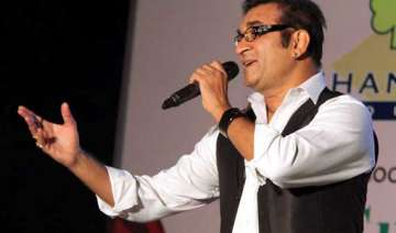 singers are born as singers abhijeet bhattacharya...