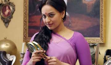 sonakshi s love for saris dates back to childhood...