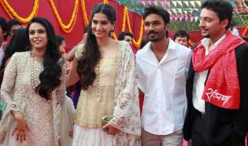 sonam dhanush s raanjhanaa mints rs. 20.08 cr in...