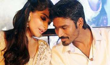 sonam persuaded dhanush for beauty soap ad -...