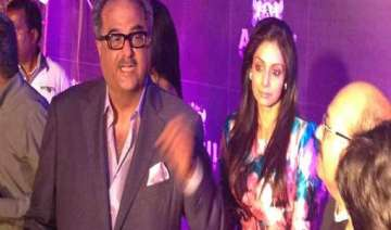 sridevi drunk in her own birthday party - India TV