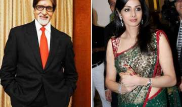 sridevi is spontaneous and lovely says big b -...