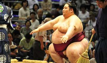 sumo wrestler to enter bigg boss as guest - India...