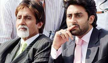 superstitious big b skips world cup final - India...