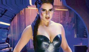 superwoman role in krrish 3 very special kangna -...